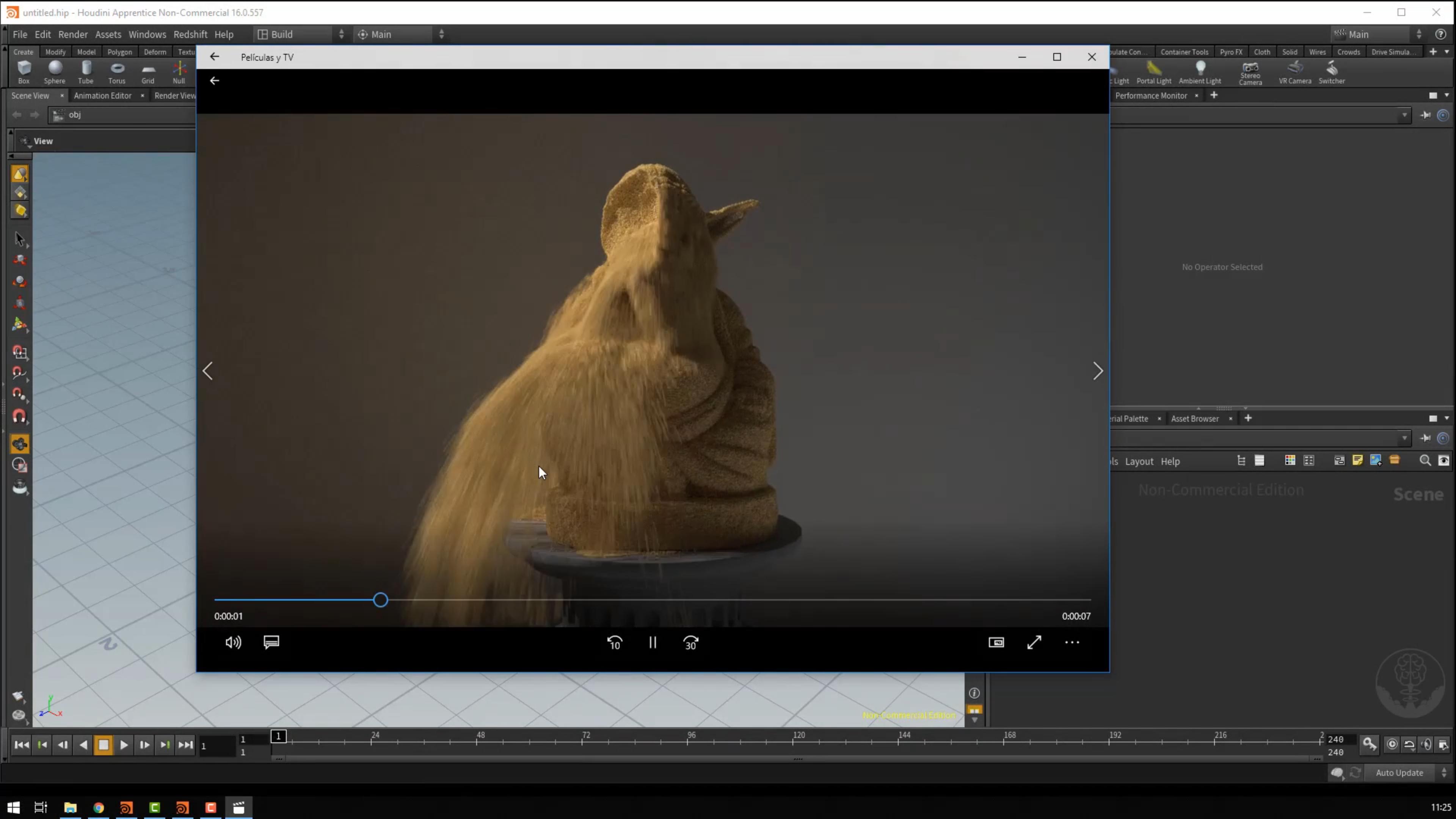 Houdini Renascence Program   Video Tutorials   Houdini Course